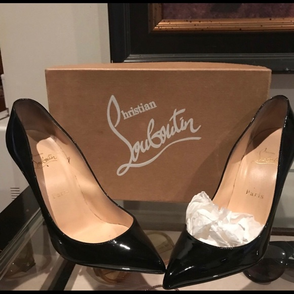 35d567178361 Christian Louboutin Shoes - Authentic Christian Louboutin Pigalle Follies